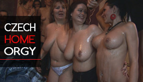 Home orgy