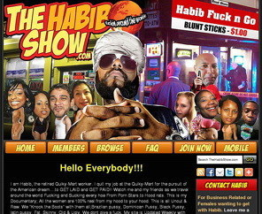 The Habib Show - Model page