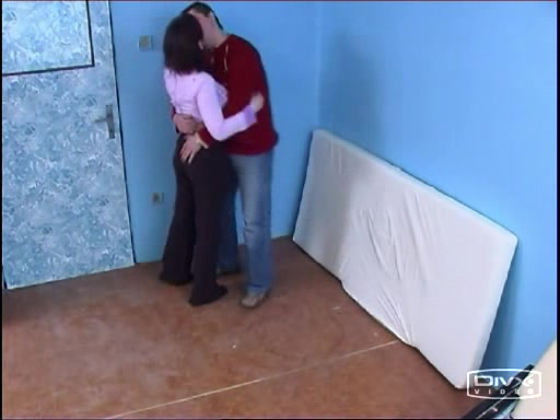 Candid girl is getting heavily pounded in missionary position
