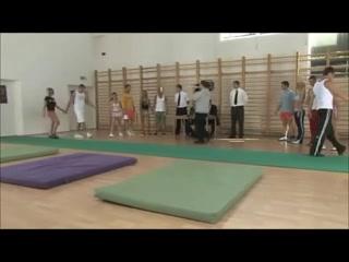 Gymnastics and Fucking