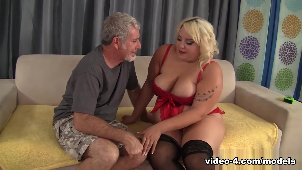 Jade Rose In Blonde Bbw Jade Rose Took A Big Cock - Jeffsmodels