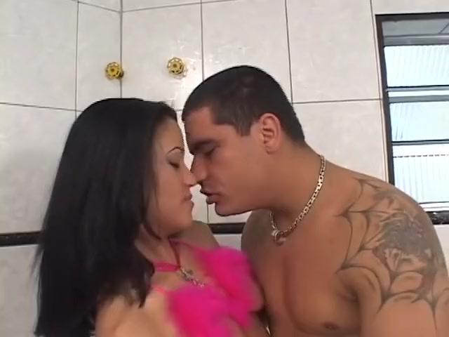 Hottest Pornstar Bright Ferraz In Amazing Small Tits, Cunnilingus Sex Video