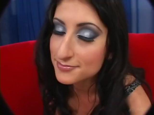 Crazy Pornstar Luscious Lopez In Exotic Threesome, Brunette Porn Scene