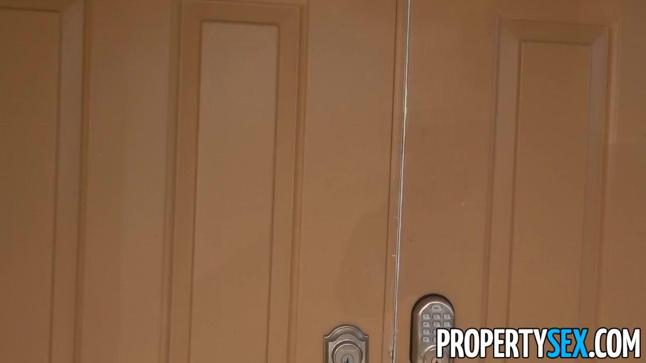 Propertysex Landlord Fucks New Personal As ### Tant Aaliyah Hadid