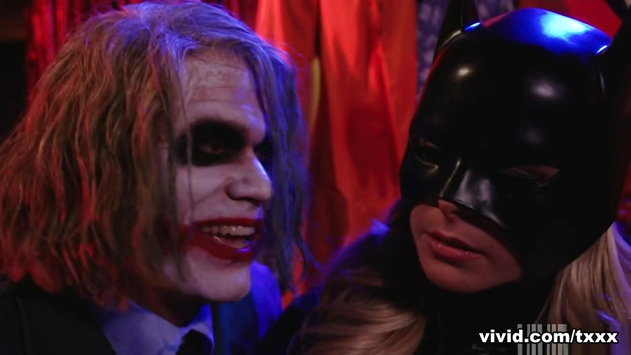 The Dark Knight Xxx A Porn Parody - Alive