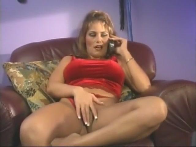 Horny Pornstar Jenna Blanc In Amazing Brunette, Masturbation Sex Video