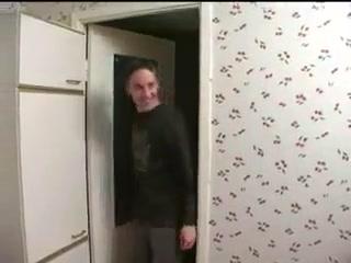 Russian Milf Helps Her Boyfriend In A Shower