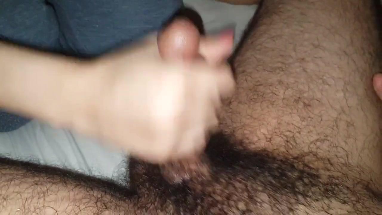 Cfnm Blowjob Handjob Hairy With Cum Swallowing