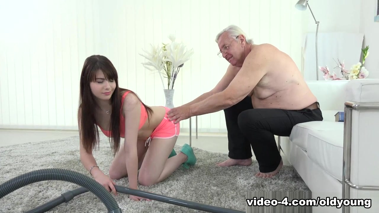 Rival Luna In Rival Girl Runa Gets Fucked By Old Geezer - Oldgoesyoung