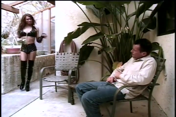 Submissive Shemale Loves Wax On Her Ladycock Bdsm