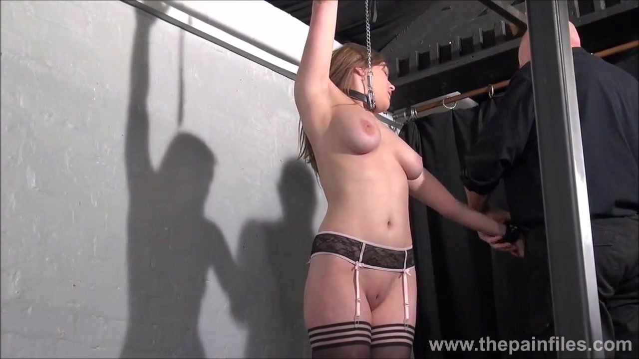 Teen ### Taylor Heart Nipple Pinching Punishment And Pussy Tormenting The Beautiful Submissive In Hardcore Dungeon Bondage