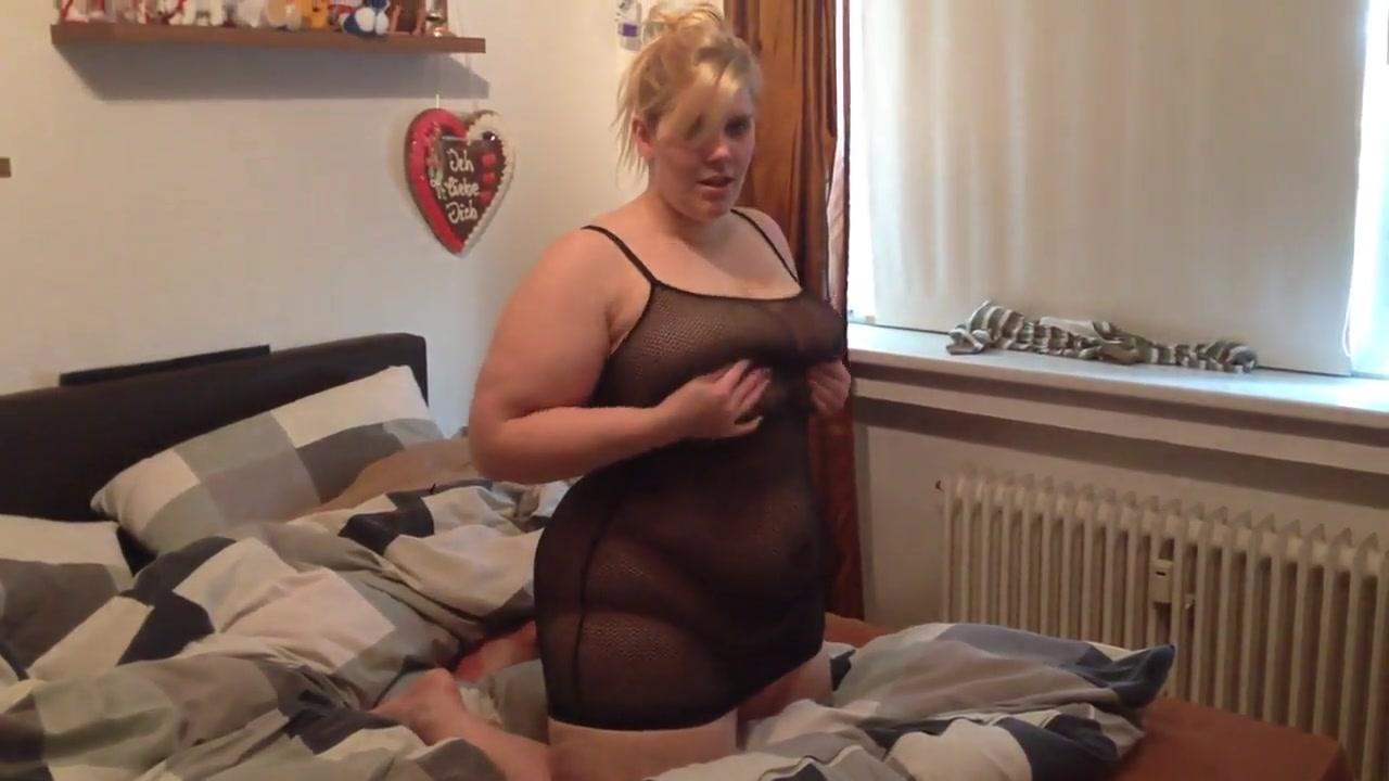 Sexysandy99 Bbw Teen Blond Big Tits Macht Est Sich