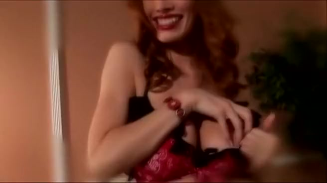 Fabulous Pornstar In A Crazy Redhead, Busty Sex Video