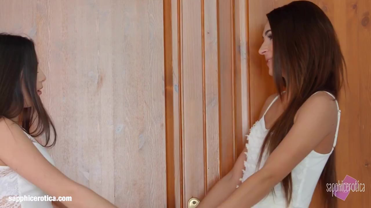 Alexis Brilli And Diana Dolce In I Miss You Lesbian Scene From Sapphic Erotica