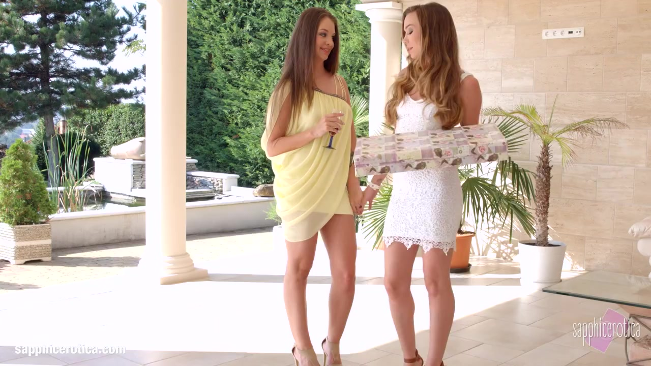 check out my dress by lesbian erotica lesbian love porn with capri anderson angelina brill
