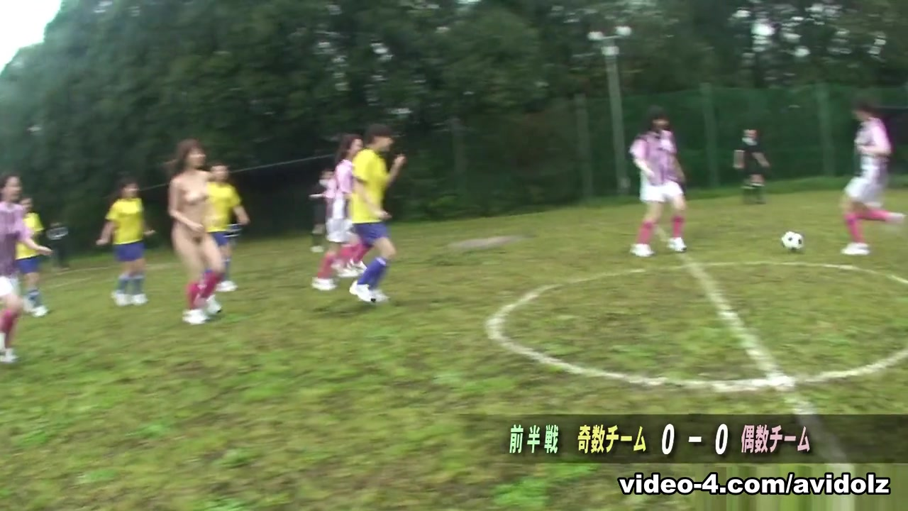 The Girls Football Team Is Used Up And Fucked Hard - Avidolz