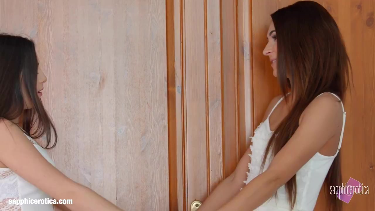 I Missed You From Sapphic Erotica Sensual Erotic Lesbian Porn With Alexis Brill And Diana Dolce
