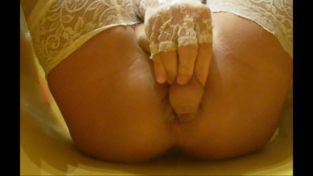 Selffuck Squirt In Own Ass Wet Prolaps Gaping Hole