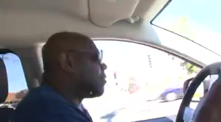 Black Girl With A Huge Ass Picked Up And Fucked In A Van