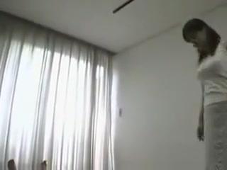 Asian Panties Facesitting