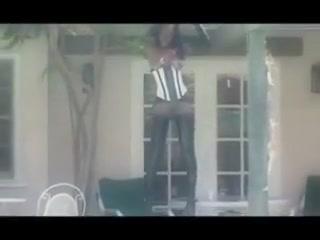 Λευκασμένο Μαύρο Milf Fucks Μεγάλο Λευκό Κόκορα Έβενο