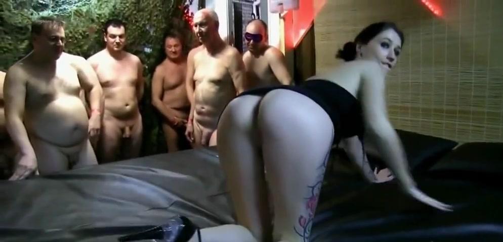 Extreme Old Cock Used Junior Slut