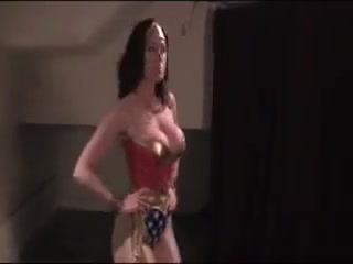 Wonder Woman - Caught Sexually Beaten