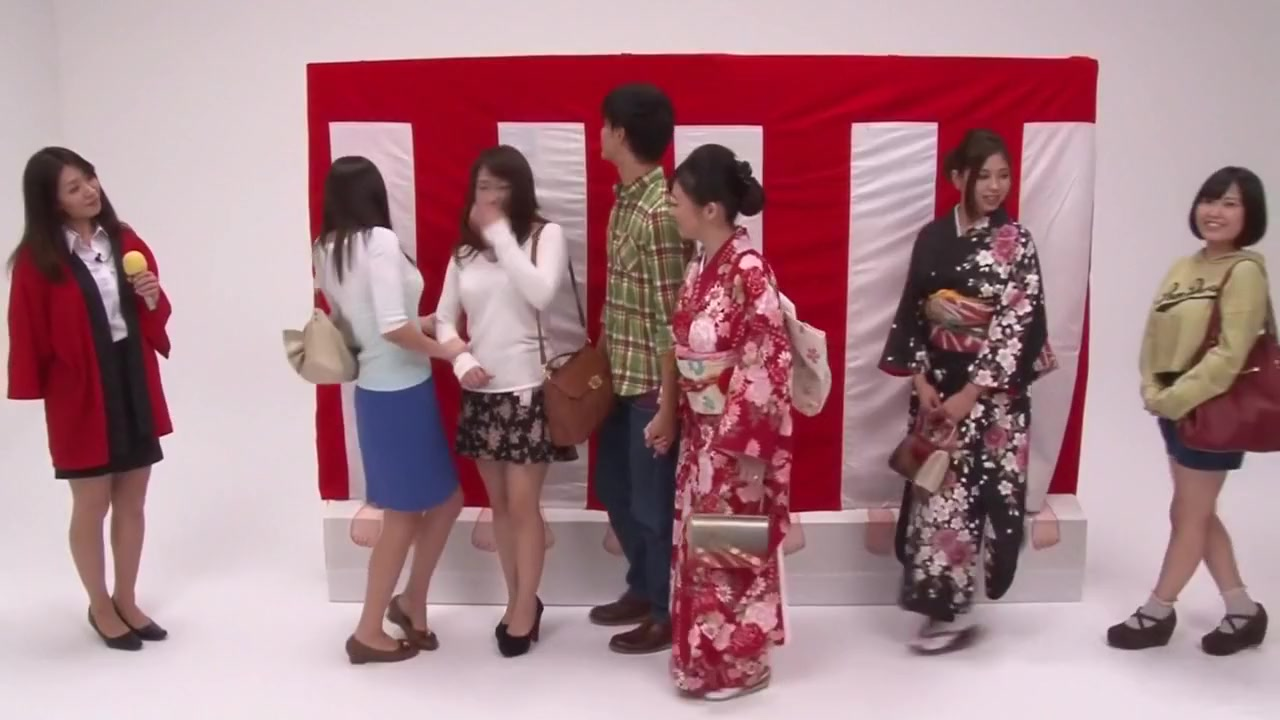 Najlepsza Japońska Laska Mao Hamasaki, Miyuki Matsushita, Asuka Mitsuki, Riri Kouda W Niesamowitej Duże Cycki, Seks Grupowy Jav Movie