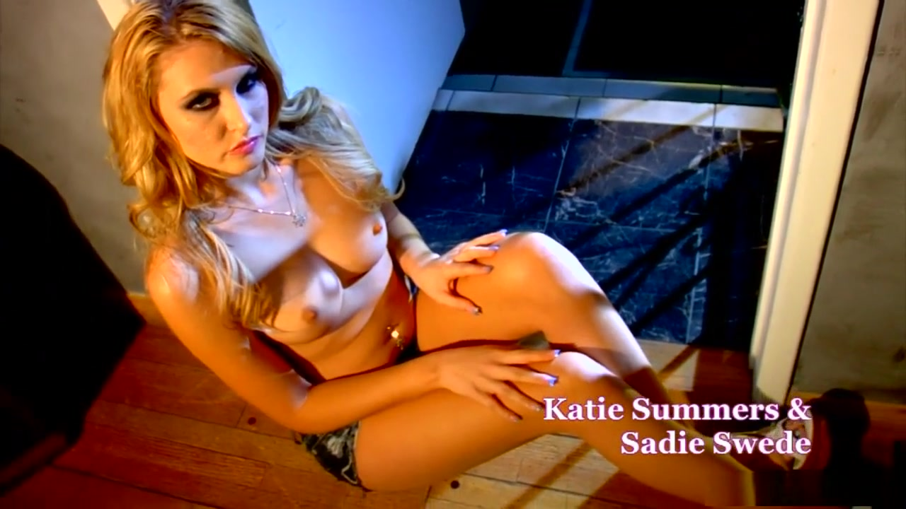 Horny Pornstars Katie Sommer And Sadie Swedes In Incredible Big Tits, Hd Sex Scene