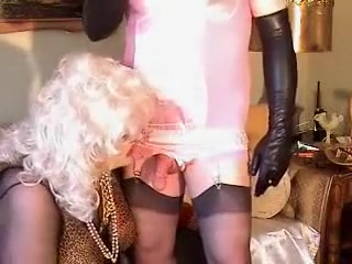 Fabulous Amateur Shemale Scene With Mature Fetish Scenes
