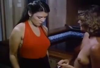 1979 Klassiska Porroljade Lesbiska Fitta Slickar I Bastu