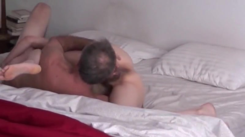 Mature Woman Takes Long Ride On Husband's Cock