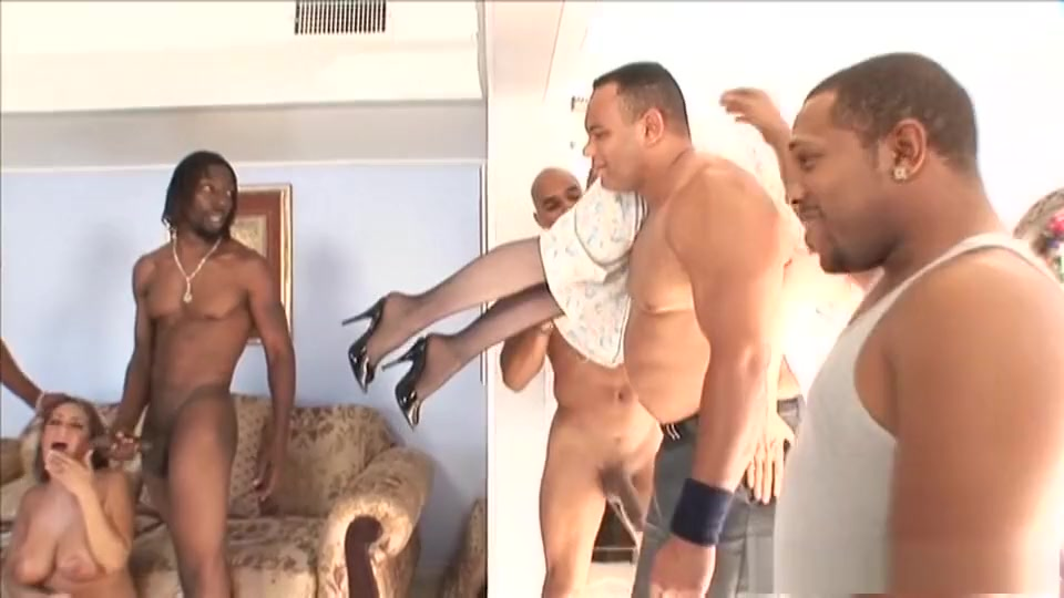 Fabulous Pornstar Nina Hartley In Amazing Blonde, Interracial Adult Movie