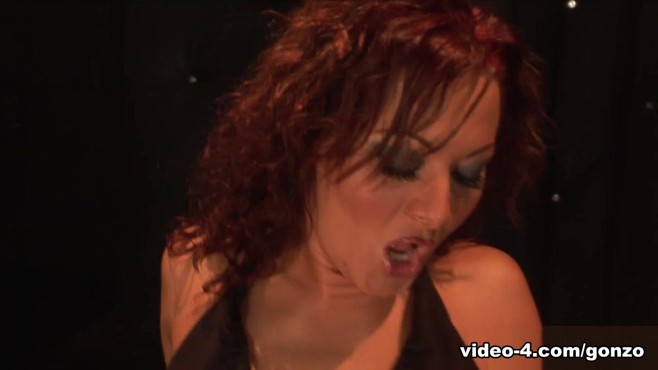 Sandra Romain & Christian In Sandra Romain Loves To Lick Her Ass Before Fucking - Bestgonzo