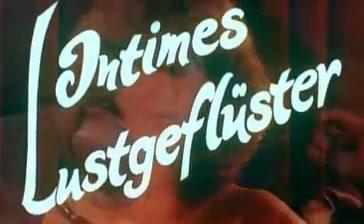 Classic German Intimate Pleasurable Whisper