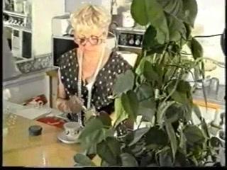 Lewd granny Lydia