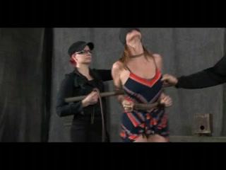 SADOMASOCHISM Villein Cici Whip Torments in Thraldom