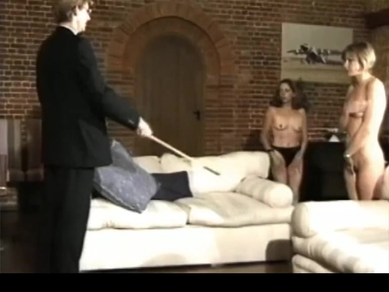 Employee caning