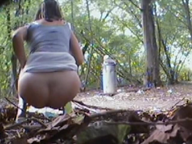 В парке скрытая камера фото