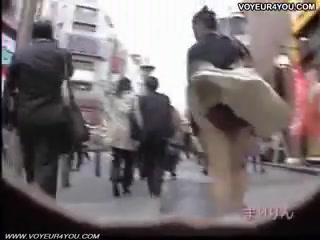 Air-vent subway pants