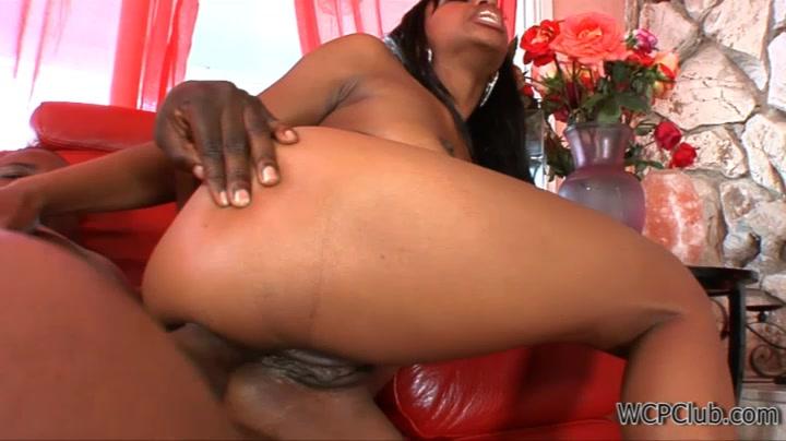 Ebony Anal. WCPClub Videos: Jade Nacole