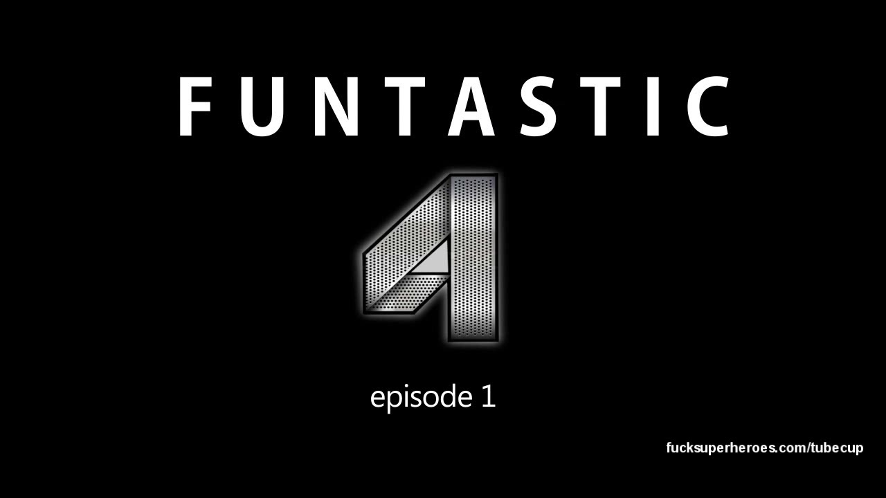 Fucktastic 4 - Invisible girl can take massive dick