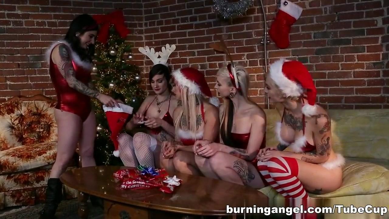 Ho Ho Ho Ho Ho ! BurningAngel Video