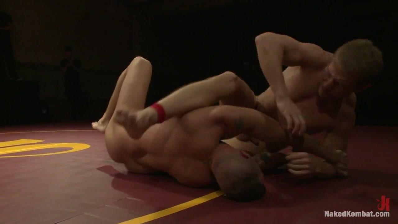 NakedKombat Alex The Axe Adams vs Jessie Cut Throat Colter Redemption Match