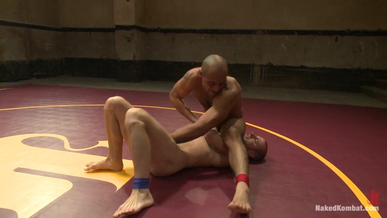 NakedKombat Last Semifinal Match of Naked Kombats Summer Smackdown Tournament