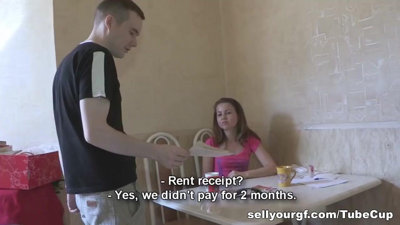 Fucking girlfriend for cash bonus