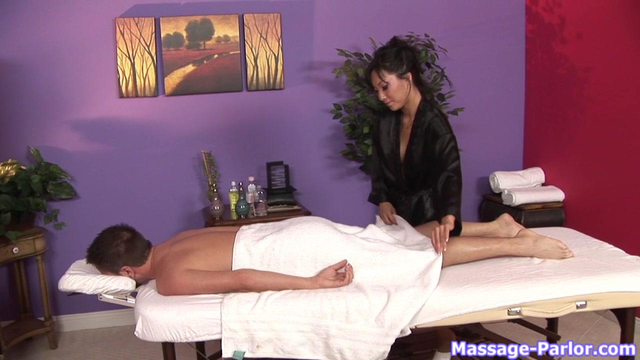 Ebony massage parlor