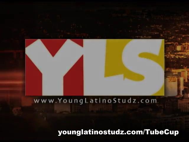 YoungLatinoStudz Video: Kidd Z Naked and Jacking