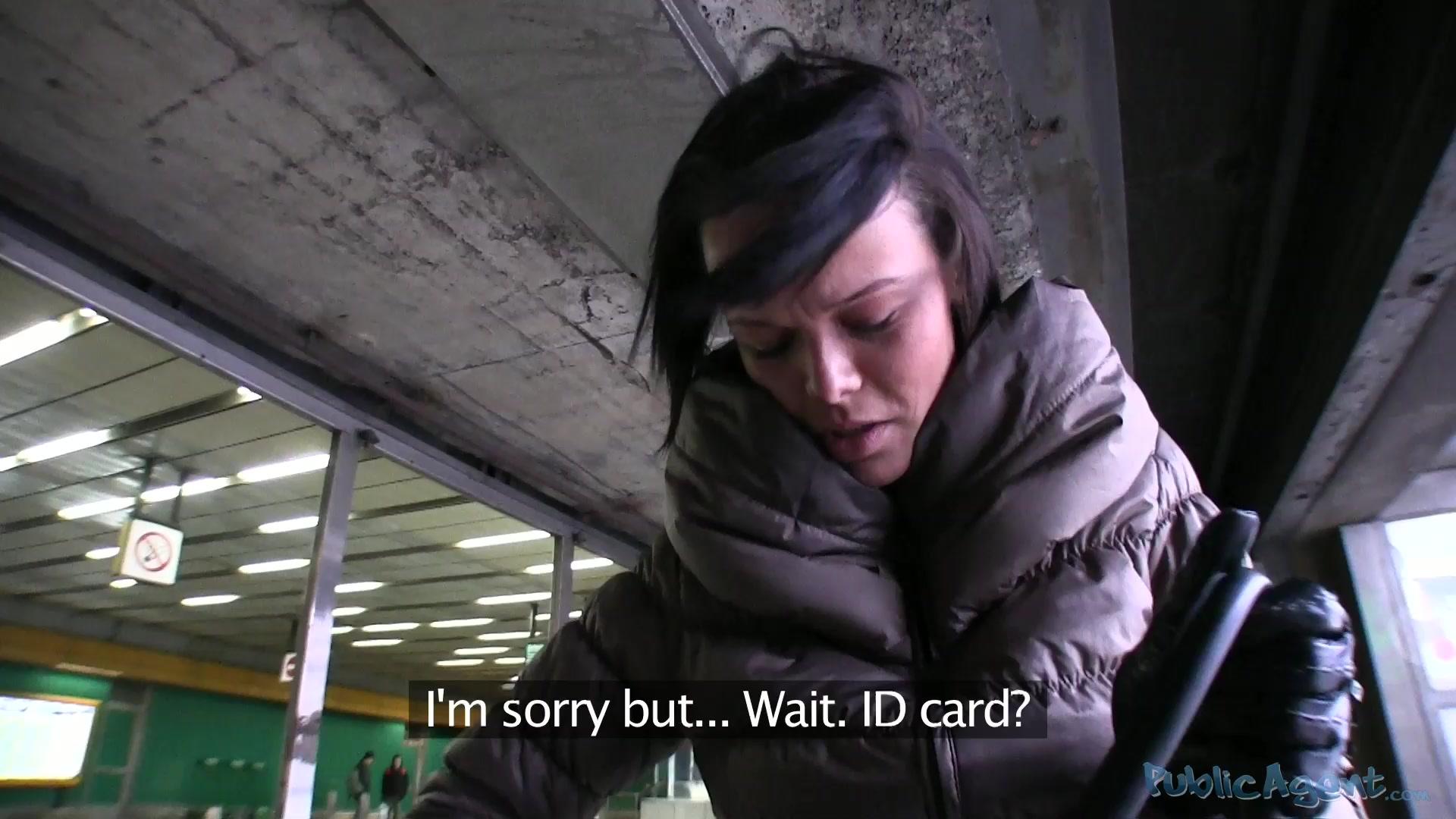 PublicAgent Episode Scene. Linet
