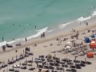 rachel starr at miami beach